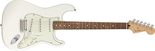 Fender Player Stratocaster Electric Guitar – Pau Ferro Fingerboard – Polar White