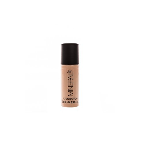 Mineral Air Mineral Foundation – Airbrush Makeup Foundation Refill – Light, 10 ml
