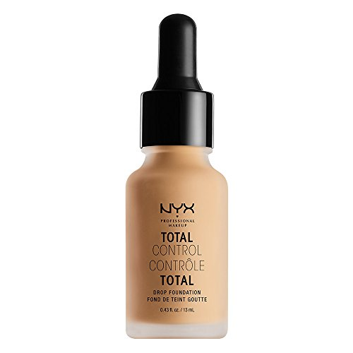 Nyx Professional Makeup Total Control Drop Foundation, True