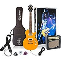"Epiphone Slash ""AFD"" Les Paul  Electric Guitar Performance Package - Image 1"