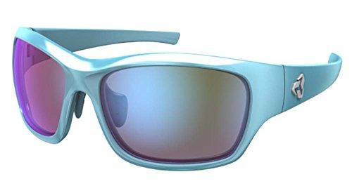 Ryders Eyewear Khyber Polarized Sunglasses (POLAR BLUE / GREY LENS LT BLUE FM - Fm Sunglasses