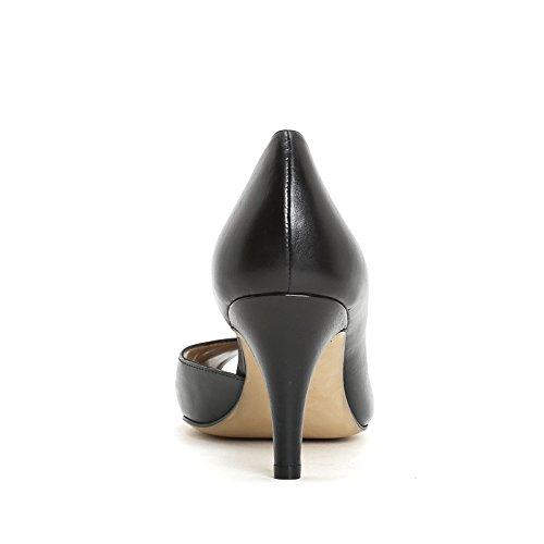 Alesya Scarpe&Scarpe - Pumps mit gerader Spitze Schwarz