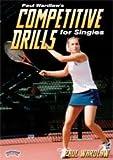 Paul Wardlaw: Paul Wardlaw's Competitive Drills for Singles (DVD)