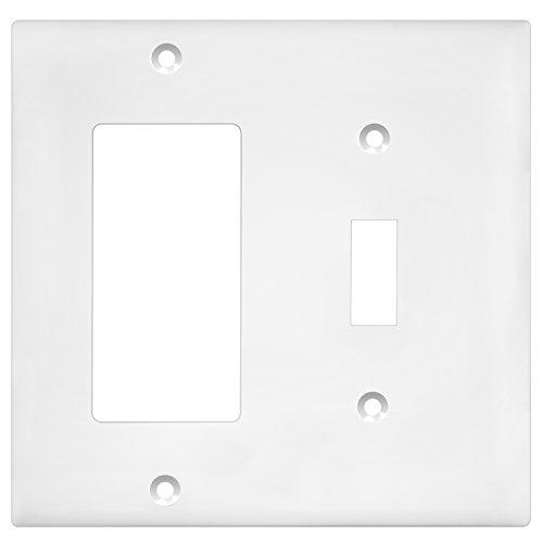 Enerlites 881131-W DecoratorToggle Switch
