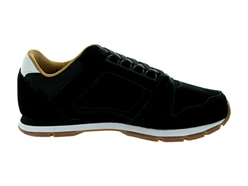 Lacoste Womens Cawston 7-26lew0128094 Blk / Brw Size 6.5 Us
