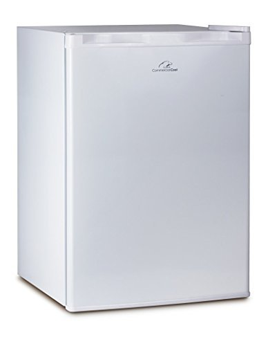 Commercial cool the best amazon price in savemoney commercial cool ccr26w refrigeratorfreezer 26 cu ft white by commercial fandeluxe Gallery