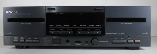 (Kenwood 103CT Stereo Dual Cassette Deck Player)