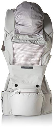 CLEVE Pulse Ultimate Comfort Hip Seat Baby Child Carrier Dove