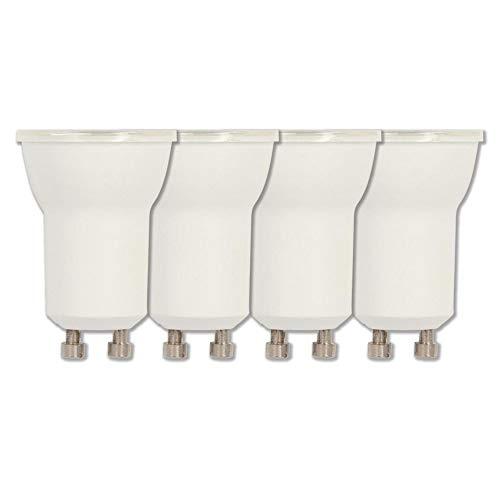 Westinghouse Lighting 3515320 25-Watt Equivalent MR11 Flood Dimmable Bright White LED Light Bulb with GU10 Base, Four Pack