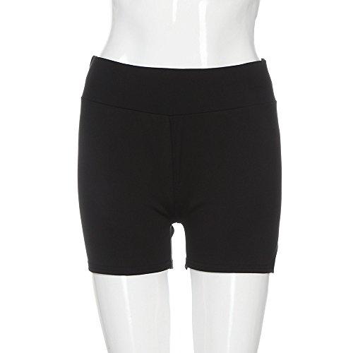Pantalon Yoga Femme Homebaby Femme Pantalon Court Slim Legging Yoga