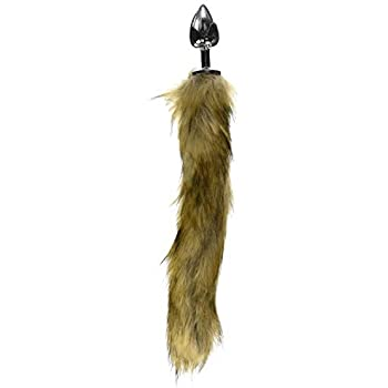 Untamed Xl Fox Tail Anal Plug From Naughty Boy Fantasy, Fetish & Accessories Health & Beauty