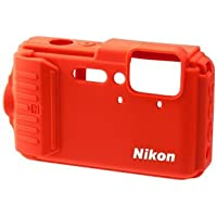 Nikon CF-CP002 Silicone Jacket for COOLPIX AW130 (Orange)