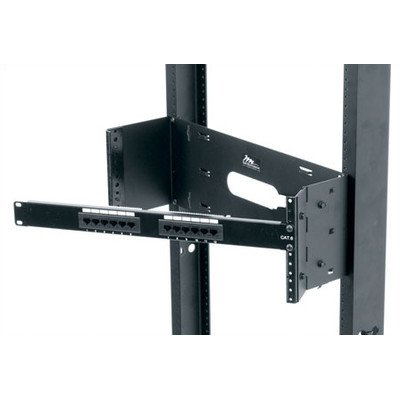 HPM Series Hinged Panel Mount Rack Spaces: 7'' H (4U space) by Middle Atlantic