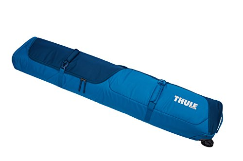 Thule RoundTrip Ski Roller Bag, Poseidon, 175cm (Best All Around Skis 2019)