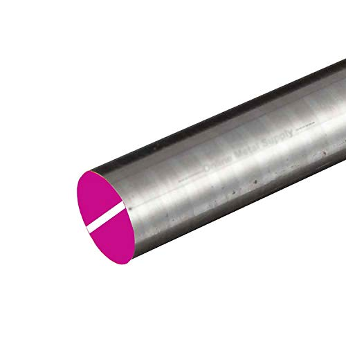 Online Metal Supply 1045 CF Steel Round Rod, 1.250 for sale  Delivered anywhere in USA