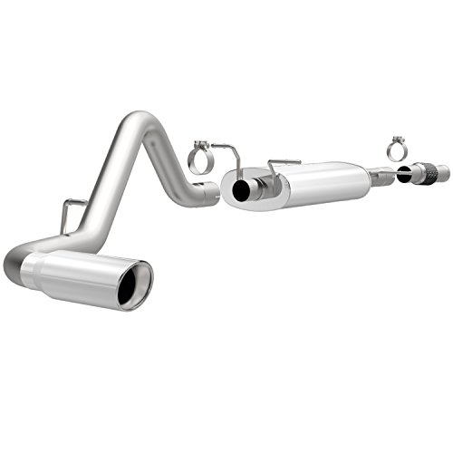 ormance Cat-Back Exhaust System for Chevy Silverado Crew/Extended Cab V8 5.3L (Sierra Magnaflow Cat Back Exhaust)