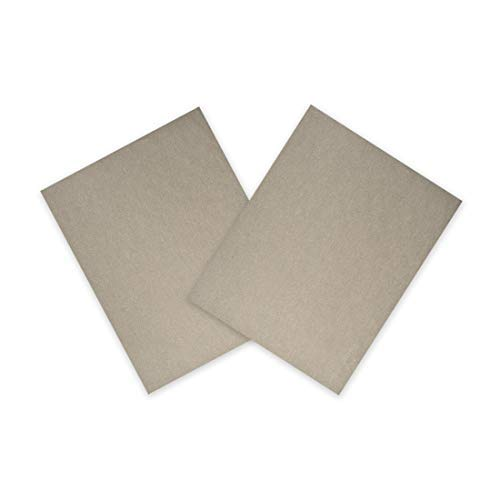 2pcs 7000 Grains Assortment of wet dry waterproof sandpaper 9 inches X 11 inches Sheets of abrasive paper for wood furniture Metal Polished automotive