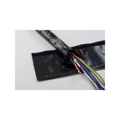CV23251 【25個入】 標準品 MTB-100 黒 25m巻   B01A80OTXK