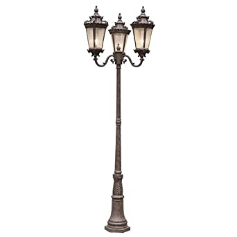 Trans Globe Lighting 4844 PA Outdoor Heritage 98 quot  Pole Light   Trans Globe Lighting 4844 PA Outdoor Heritage 98  Pole Light  . Outdoor Lamp Post Globes. Home Design Ideas
