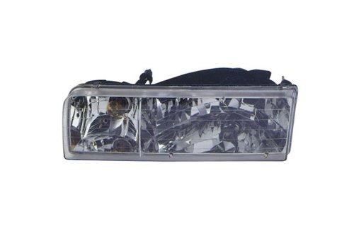 Lincoln Towncar 1995-1997 Headlight Left (Driver Side)