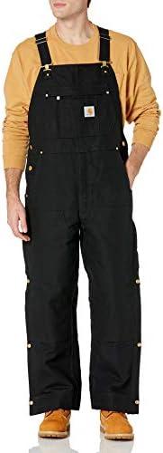 Carhartt Mens Long Sleeve Work Utility Outerwear