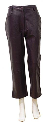 trendBOUTIQUE - Pantalón - Básico - para mujer berenjena