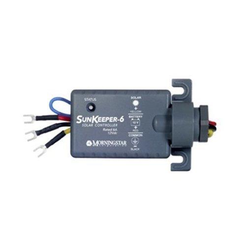 Morningstar SK-6 SunKeeper 6 Amp PWM Charge Controller 12 Volt