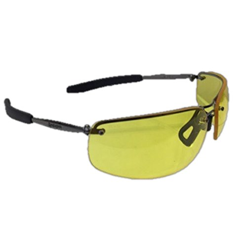 Remington-Shooting-Glasses-T82-40D-Sunglasses-Mens-Amber-Lens-Gracing-Clay-Protection
