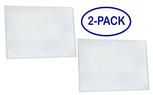 Acrimet Multi-use Sign Holder Board - A3 Size, (2 - Pack)