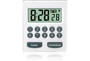 RadioShack® 10-Key Timer with Aluminum Plate