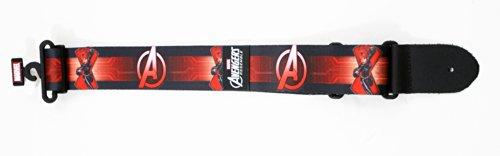 Peavey 3019540 Avengers Black Widow Guitar Strap