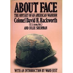 About Face: Odyssey of an American Warrior by Simon & Schuster