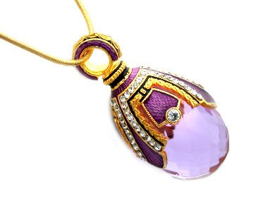 Faberge style egg by Masterpiece Jewels