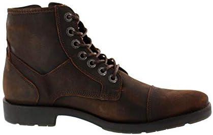 Harley Davidson herenschoenen - Boots Maine D51025 - bruin UrXxPHxn