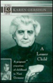 A Lesser Child: An Autobiography