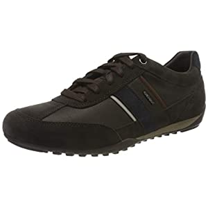 Geox U Wells C, Baskets Homme