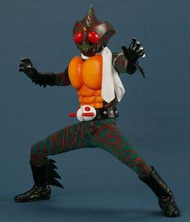 RAH DX 仮面ライダーアマゾン 2005デラックスタイプ 「仮面ライダーアマゾン」 リアルアクションヒーローズ No.227の商品画像