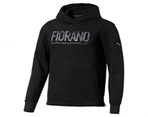 PUMA Ferrari Black Fiorano Hooded Sweat