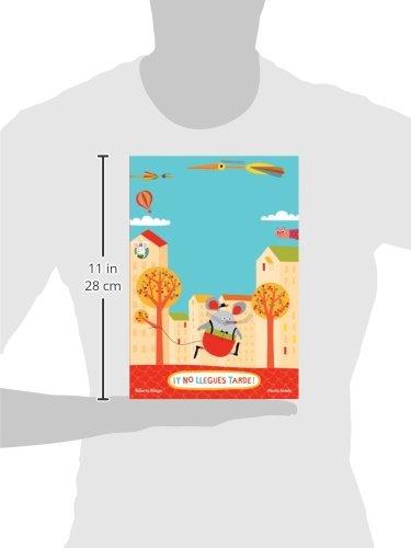 Amazon.com: ¡Y no llegues tarde! (Spanish Edition) (9788479429416): Roberto Aliaga, Marta Antelo: Books