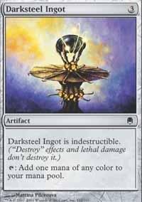 Magic: the Gathering - Darksteel Ingot - Darksteel