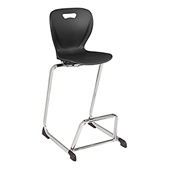 Awe Inspiring Amazon Com Learniture Shape Cantilever Stool Industrial Pdpeps Interior Chair Design Pdpepsorg