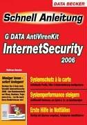G Data AntiVirenKit InternetSecurity 2006