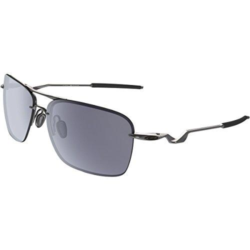 Oakley Men's Tailback Square Sunglasses, Lead, 60 ()