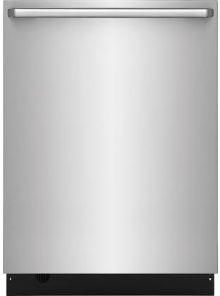 Electronic Touch Stainless Steel Dishwasher (Electrolux EI24ID81SS 24