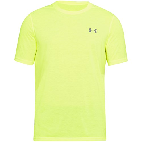 Under Training shirt T Threadborne vis Ss High Yellow Fitted Armour Ss18 xawIPqaF
