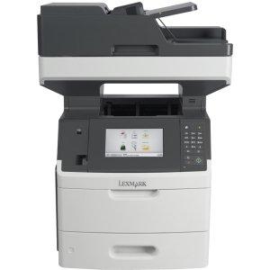 Lexmark MX710dhe - MonoChrome Multifunction ( fax / copier / printer / scanner ) - Part# 24T7310