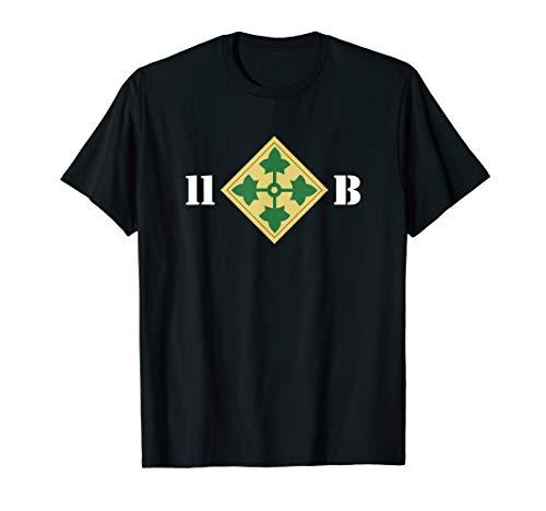 11 Bravo 4th Infantry Division T -