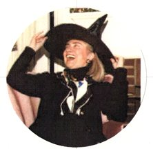 Image result for hillary clinton in witch hat
