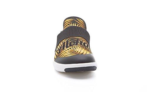 Uin Womens Gouden Strand Lycra Mode Sniker Goud
