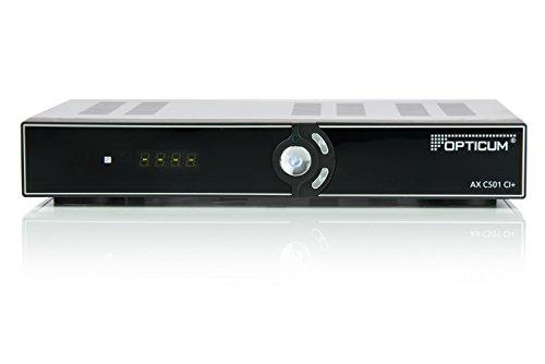 Opticum HD AX C501 HDTV-Kabelreceiver (CI+, HDMI, Kindersicherung) schwarz